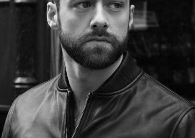 Actor – Richard Rankin – Nuit Magazine