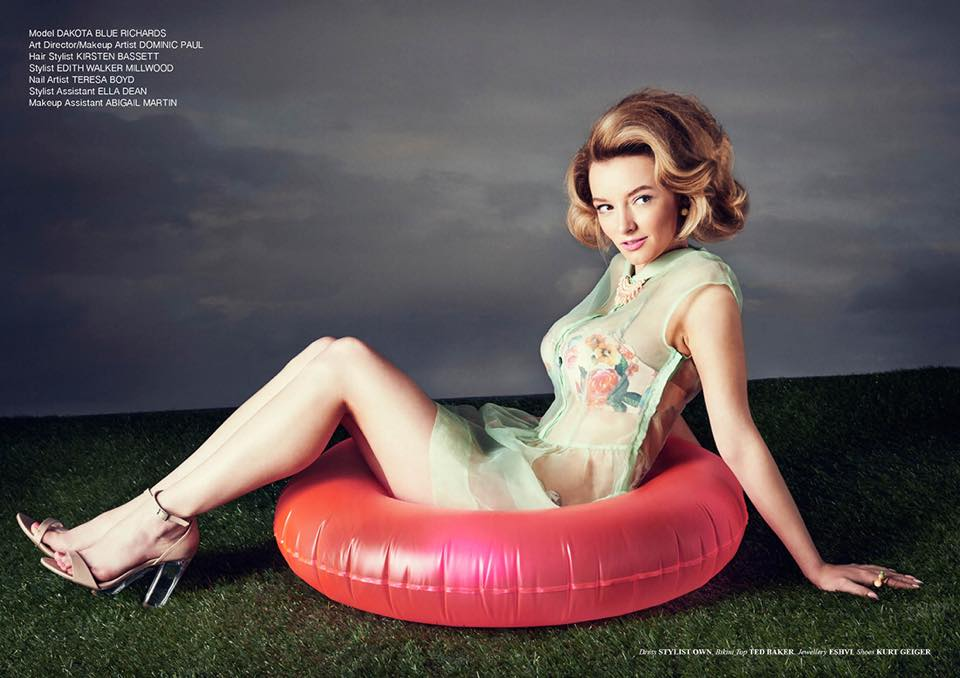 Actress Dakota Blue Richards – Institute Magazine