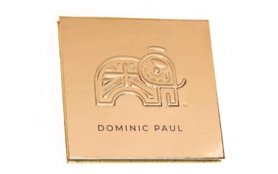 Introducing DOMINIC PAUL COSMETICS