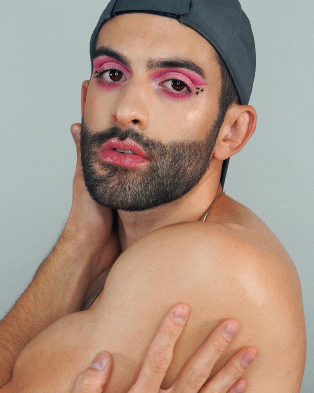 Nick Grant Loves his Dominic Paul cosmetics contour palette